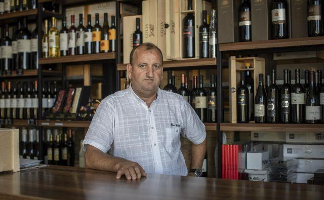 Jože Koželj pravi, da gre krivulja poznavanja vina in vsega, kar je povezano z njim, strmo navzgor, a je rezerve še veliko.