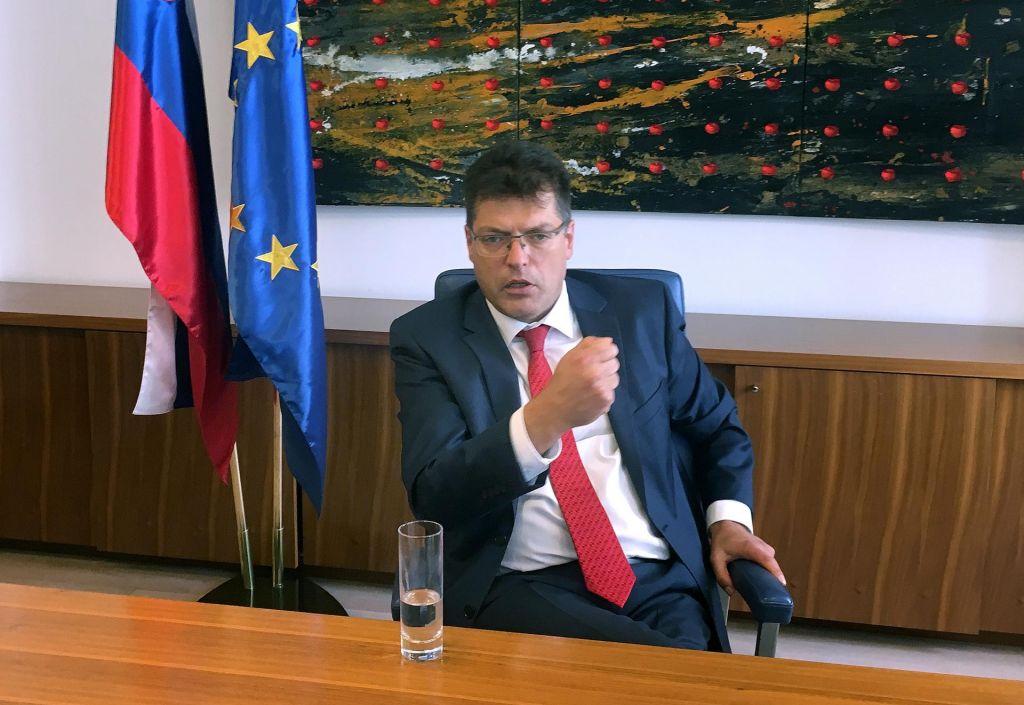 Janez Lenarčič ostaja brez podpore SD
