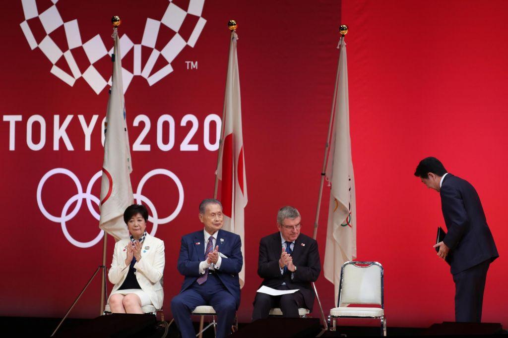 Natanko leto dni do olimpijskega praznika