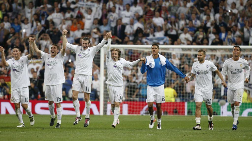 Real Madrid na vrhu, sledi mu Barcelona
