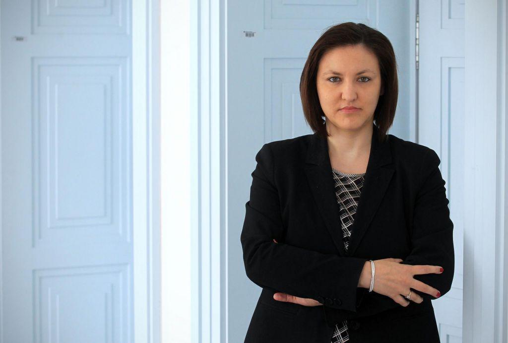 Poseben izziv nove veleposlanice