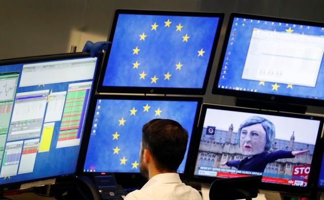 V skupini podjetij, ki se vzpenjajo tako lani kot letos, so le še delnice madžarskega OTP, ki prevzema SKB banko, in Mola ter hrvaških Podravke in Atlantic grupe. FOTO: Reuters