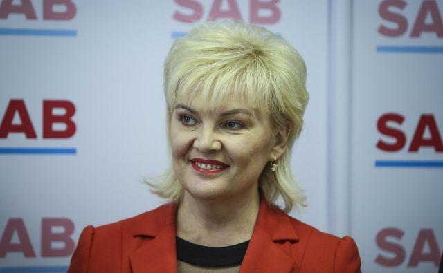 Olga Belec. FOTO: Jože Suhadolnik