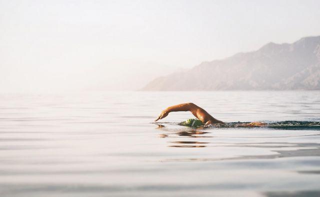 Plavanje predstavlja ventil, odlično sredstvo za sprostitev! Foto: Shutterstock