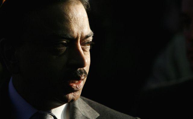 Pramod Mittal je znan predvsem kot mlajši brat indijskega jeklarskega mogotca Lakshmija Mittala. Foto: REUTERS/Stoyan Nenov
