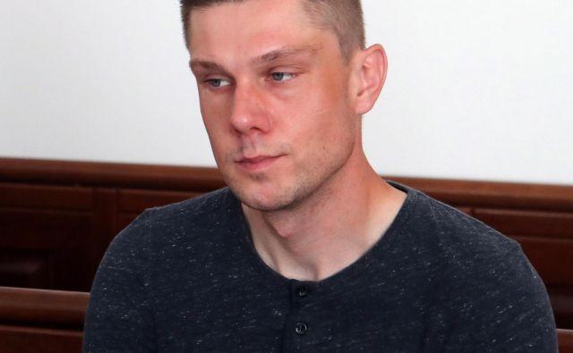 David Cerar se seli za tri leta in pol v zapor. FOTO: Igor Mali
