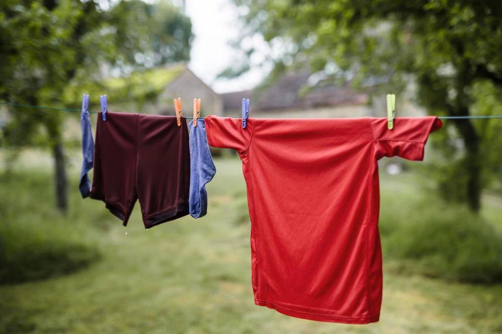 Kako se vzdržujejo športna oblačila