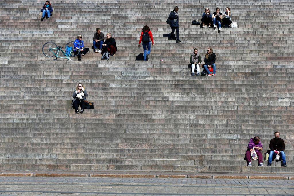 FOTO:Finski možgani bežijo na Švedsko