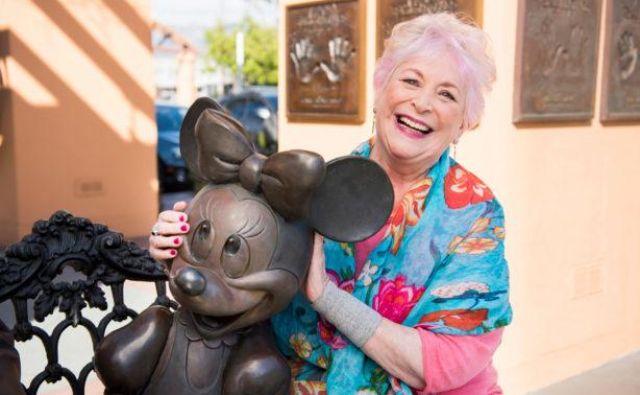 Russi Taylor je glas Mini posojala več kot 30 let. FOTO: Disney Company