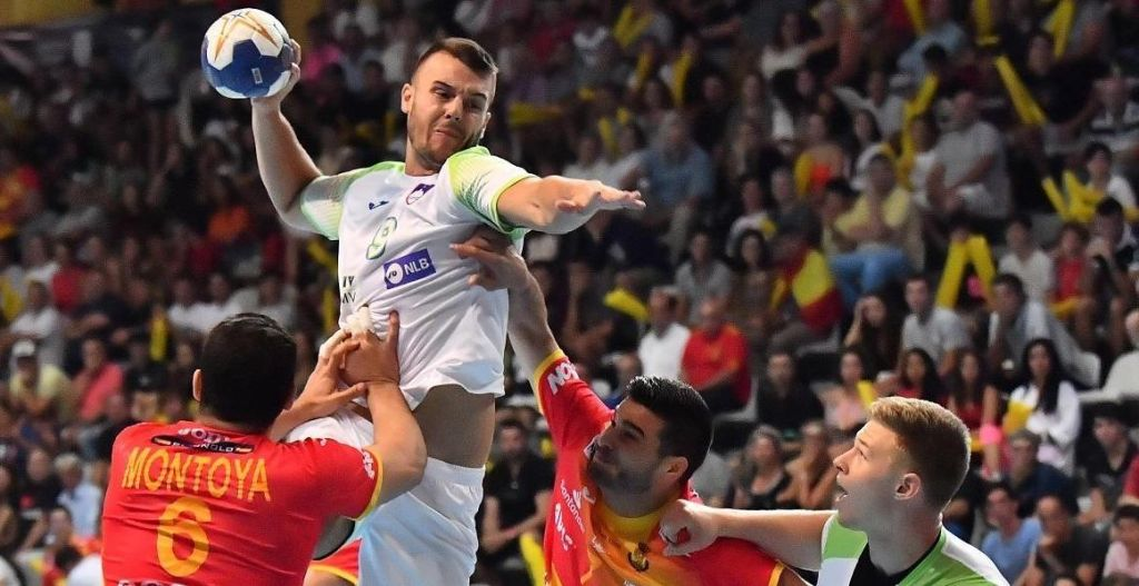Slovenski rokometni upi šesti na SP v Španiji