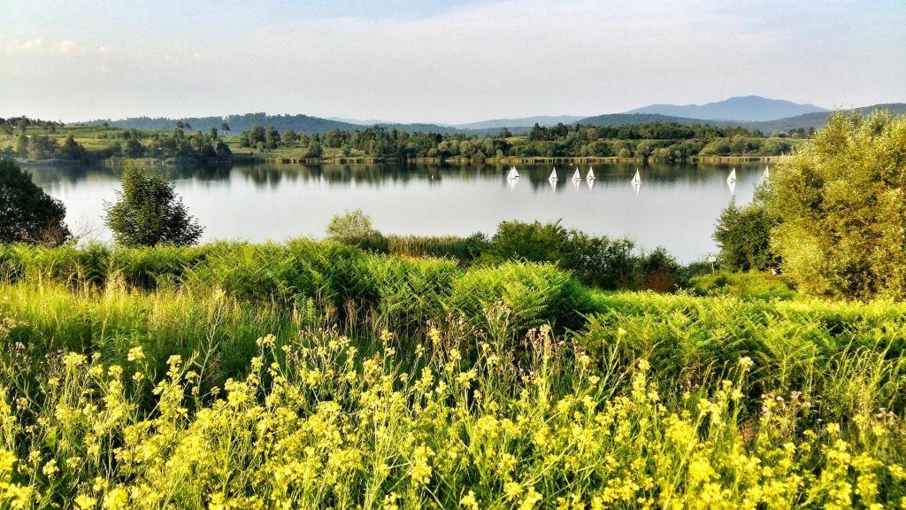 FOTO:Manca z jezeri: #energična, #odštekana, #nasmejana