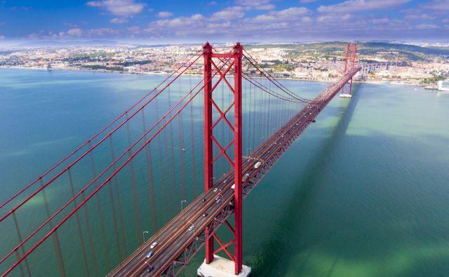 Lizbona vse bolj postaja blagovna znamka za tehnološkost, kreativnost, podjetništvo. Foto: Shutterstock