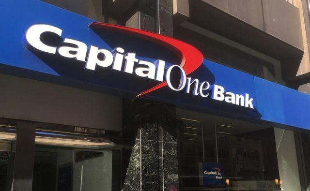 Hekerka se je hvalila s podvigom na spletu. FOTO: Capital One Bank