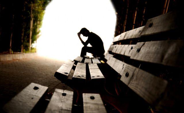 Učinkovitih in hitro delujočih antidepresivnih zdravil še ni na voljo. Foto Shutterstock