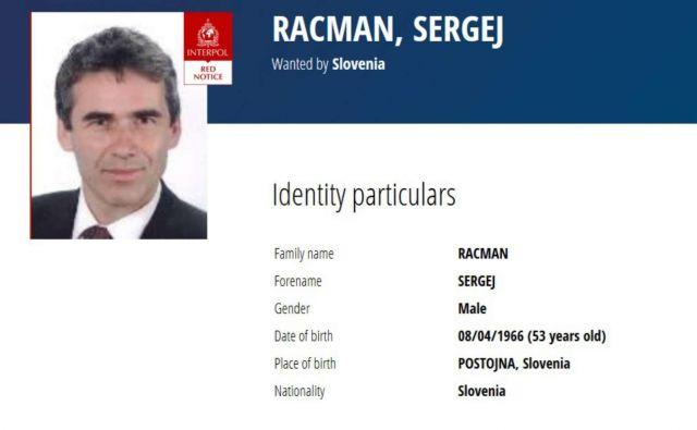 Osebe, na katere se nanaša to obvestilo, so na Interpolovem seznamu najbolj iskanih ljudi. FOTO: Interpol