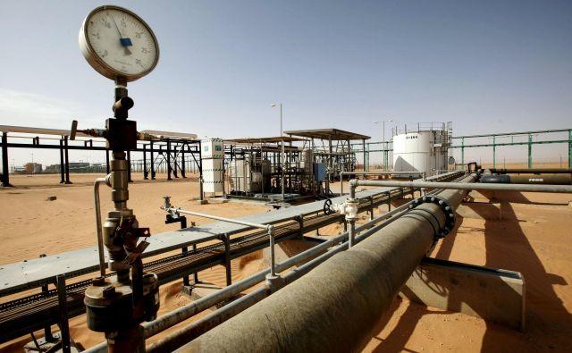 Opec črpa vse manj nafte. FOTO: Reuters