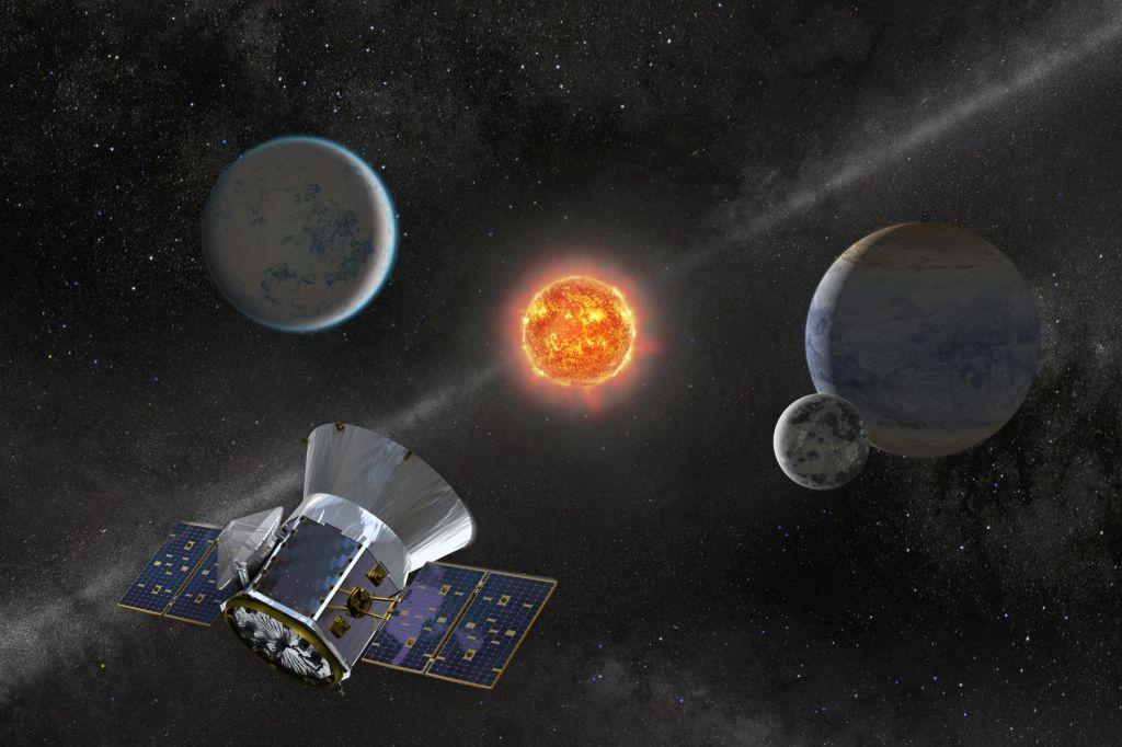 Odkrili nove tri eksoplanete