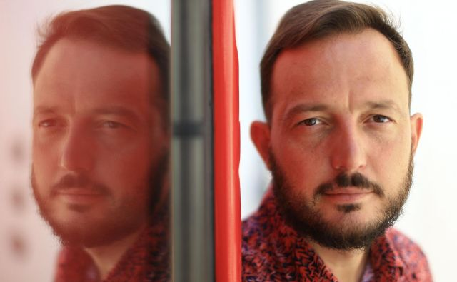 Zlatko Čordić, glasbenik Ljubljana 26.7.2019 [Zlatko Čordić] Foto Tomi Lombar/delo