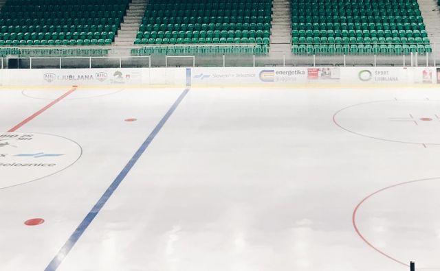 Osvežitev na ledu.