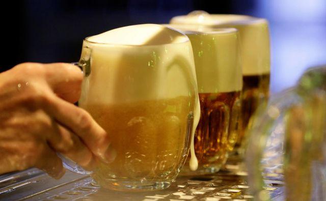 Slovenija je priljubljena destinacija pivoljubcev, Ljubljana pa ena od vodilnih evropskih prestolnic za pokušino piv. FOTO:Michael Dalder/Reuters