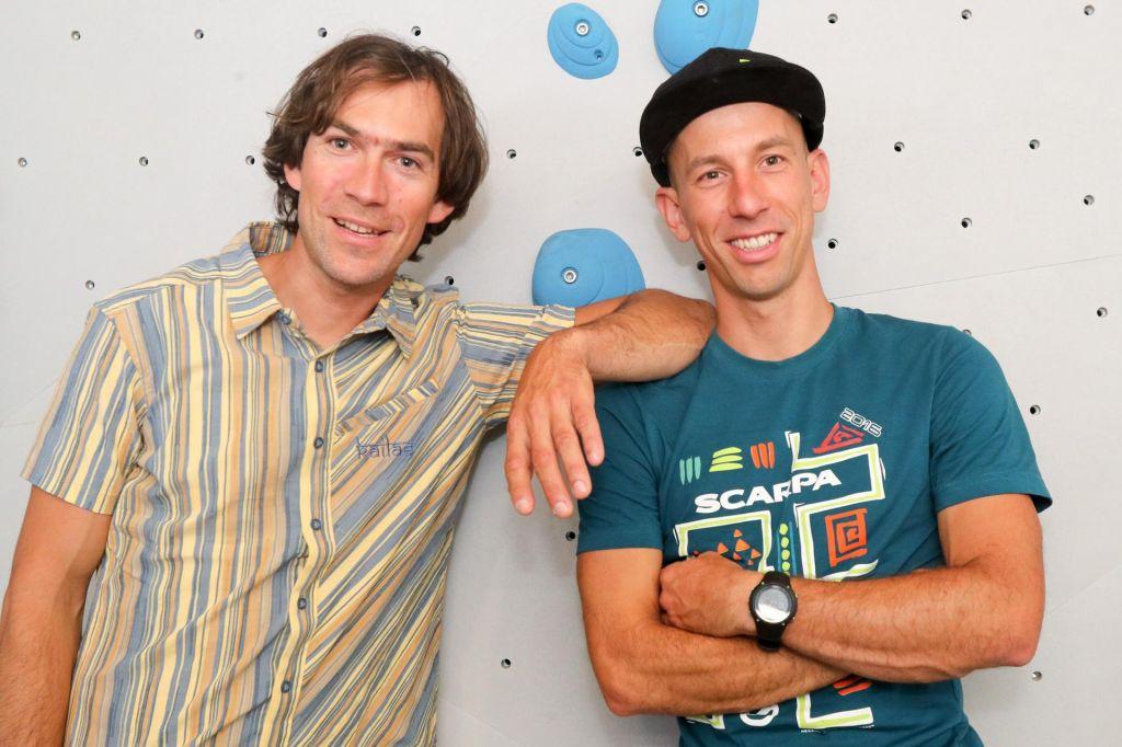 Zlati cepin za slovenska alpinista