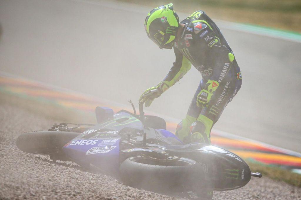 Rossi se brani: Star sem bil tudi lani v ZDA