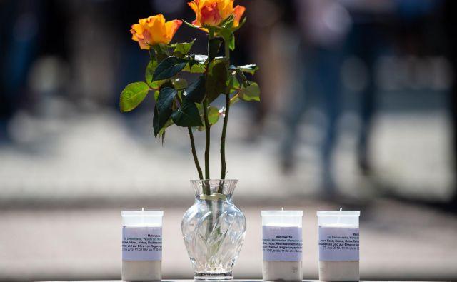 Na Hrvaškem se je zgodilo še več trojnih umorov. FOTO: Swen Pfortner/Afp