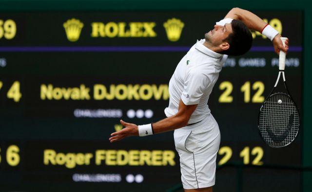 Novaka Đokovića je izjemna psihološka trdnost pripeljala na teniški vrh. FOTO: AFP