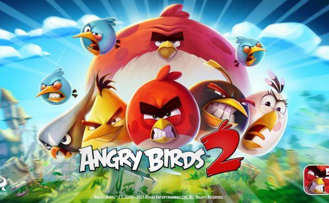Angry Birds Foto: Rovio