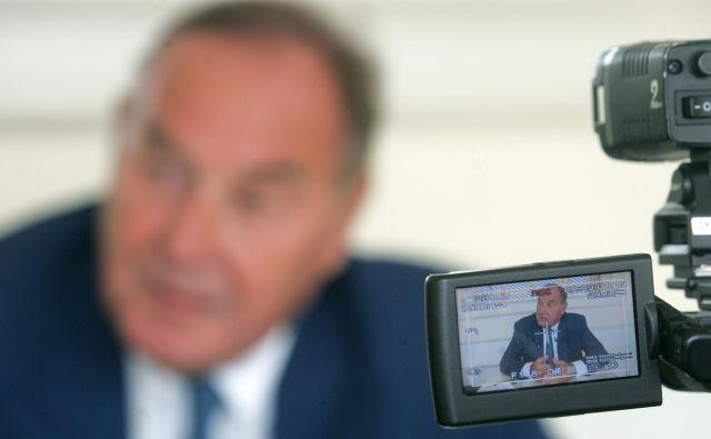 Dr. Peter Kraljič je starosta slovenskega menedžmenta. Foto: Mavric Pivk/Delo
