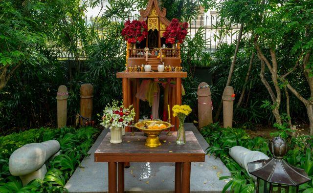 Tempelj Čao Mae Tuptim ali popularno – Tempelj penisa. Foto: Shutterstock