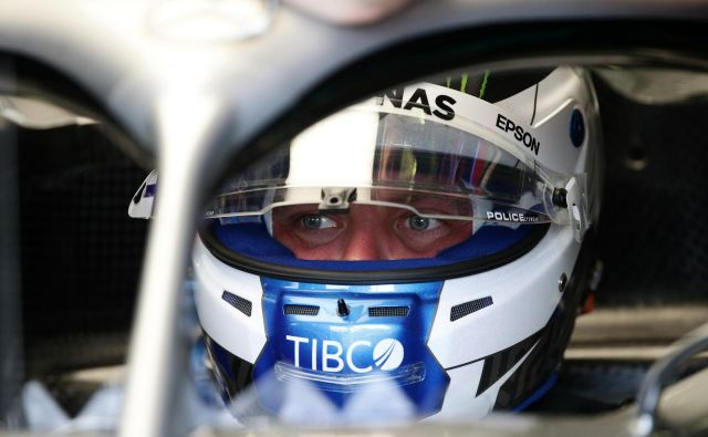 Valtteriju Bottasu se trese sedež pri Mercedesu. FOTO: Reuters