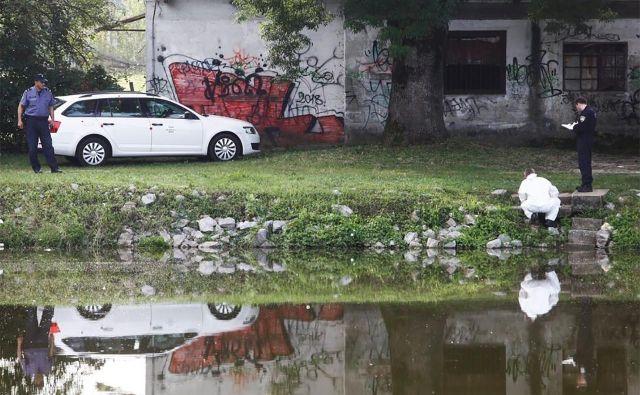 Masaker se je zgodil v družinski hiši Tojagićevih: ubitih je bilo šest ljudi. FOTO: Cropix