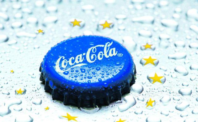 Coca-Cola je bila eden od glavnih sponzorjev romunskega predsedovanja. Foto: Fotodokumentacija Dela