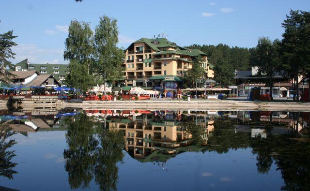 Turisti imajo radi planinski območji Zlatibor in Kopaonik ter termalna kopališča, ki jih je v Srbiji zelo veliko. FOTO: wikipedija