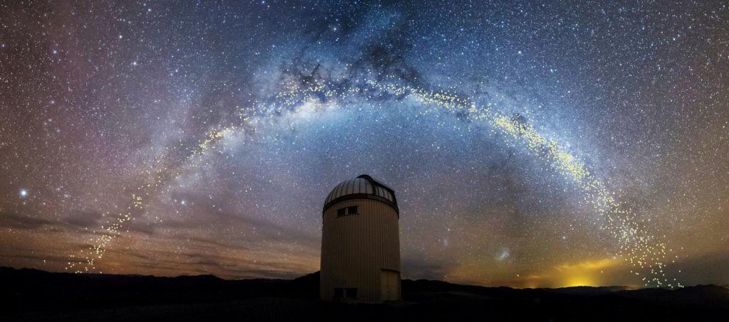 Naša galaksija je zvita