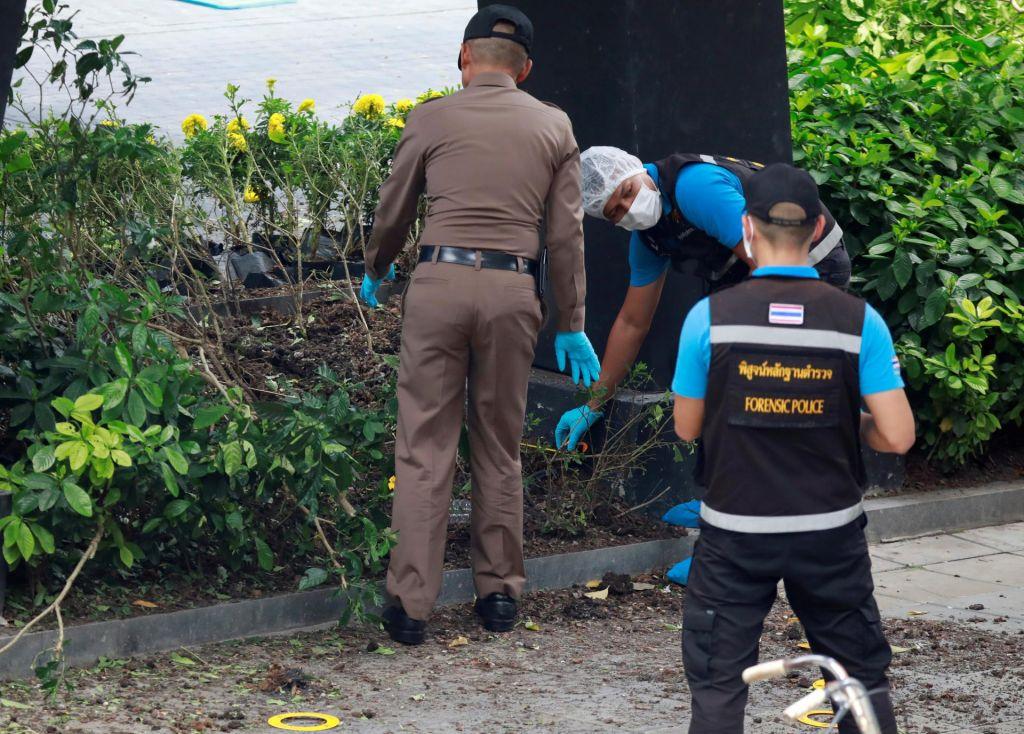 V Bangkoku med zasedanjem Aseana eksplodirali bombi