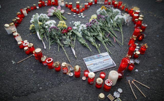 Alexandra je bila ugrabljena pred dvema tednoma v kraju Caracal, ko se je nameravalo z avtoštopom vrniti domov v Dobrosloveni na jugu Romunije. FOTO: Reuters