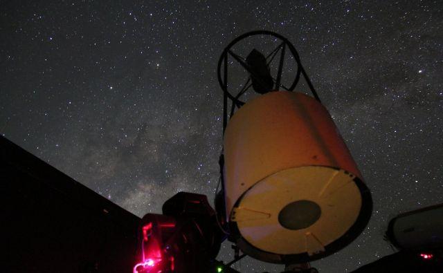 Brazilski observatorij ga je opazil prvi. FOTO: Sonear Observatory