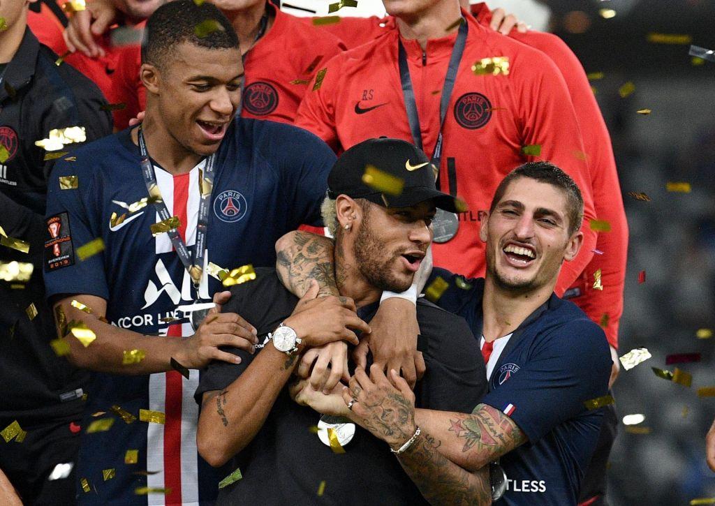 PSG v Pekingu osvojil francoski superpokal