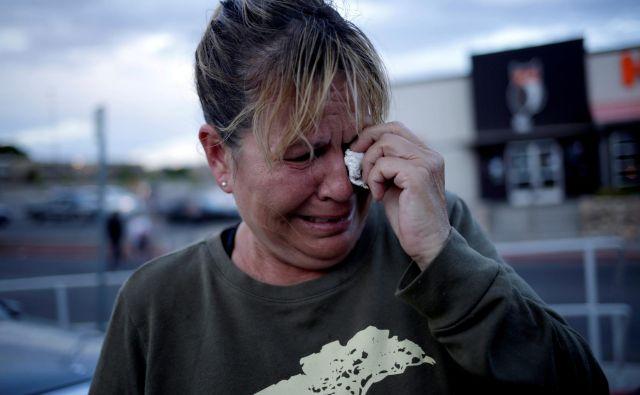Nedavna strelska napada v Teksasu in v Ohiu, ki sta skupaj terjala 29 smrtnih žrtev, 36 pa je ranjenih, v ZDA nista nobena posebnost več. S podobnimi hujšimi napadi se ZDA soočajo že vse od 60. letih. FOTO: Jose Luis Gonzalez Reuters