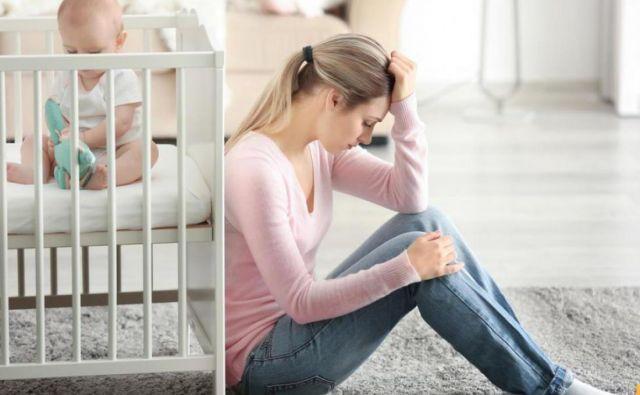 poporodna depresija Foto Shutterstock