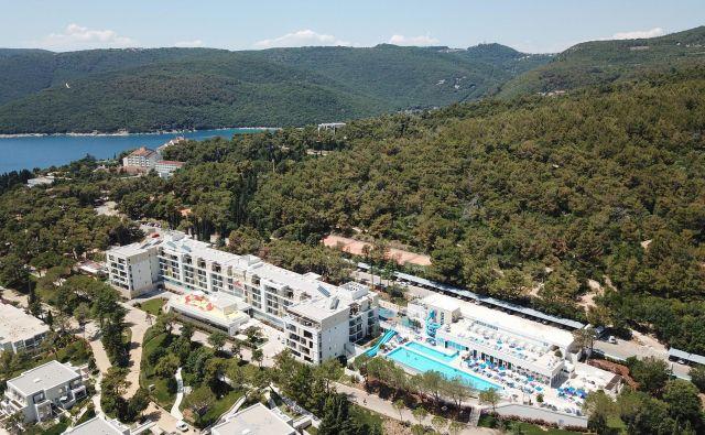 Hrvaška ima manjše deleže v vrsti turističnih družb, med drugim tudi nekaj delnic Valamarja. Foto Matija Djanjesic / Cropix Cropix
