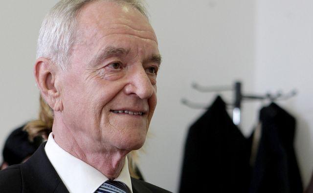 Cekuta je bil v zadevi Partia II obsojen na štiri leta in štiri mesece zapora. FOTO: Ljubo Vukelič/Delo