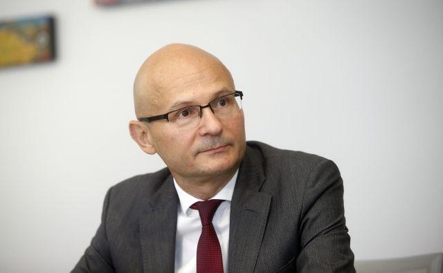 Bogomir Auprih, direktor TAB, je med večjimi delničarji družbe. FOTO: Blaž Samec