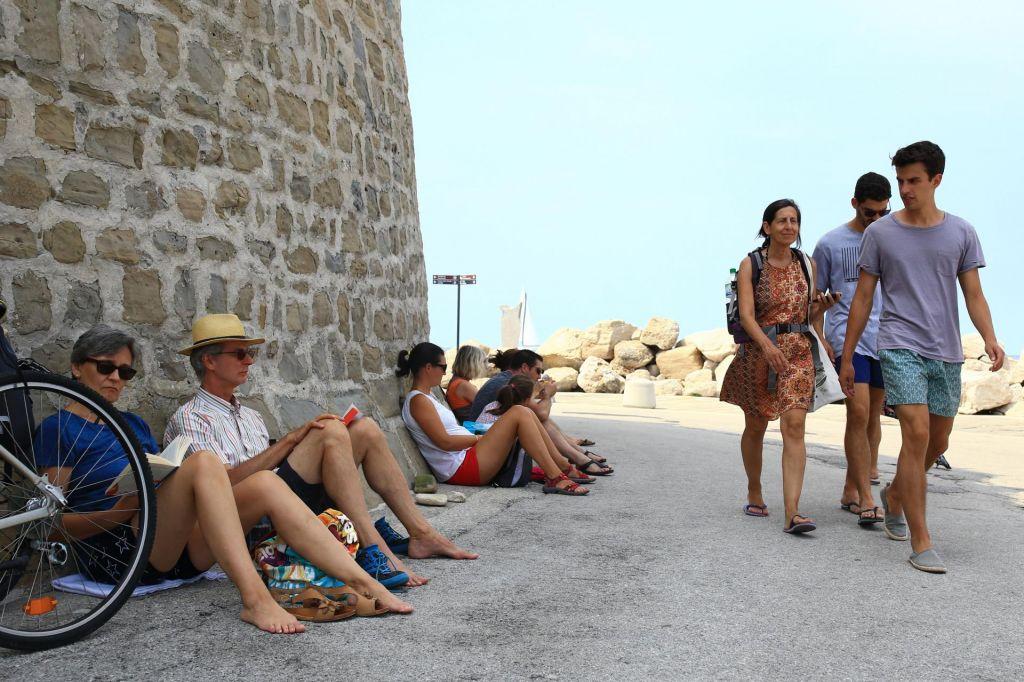 FOTO:Turistična patrulja: od Pirana do Portoroža