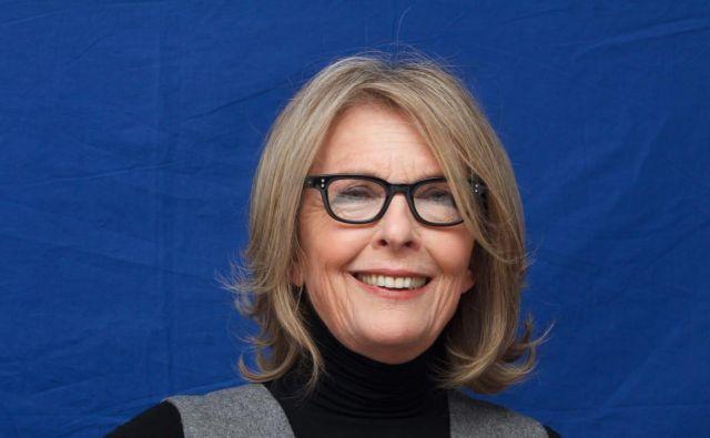 Diane Keaton je oskarja dobila že leta 1977 za glavno vlogo v Annie Hall. FOTO: Reuters