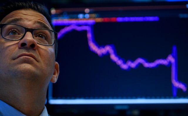 Učinki Trumpove gospodarske politike tudi v ZDA niso vedno dobri. (Včasih) jih finančni trg spremlja z začudenjem.<br /> FOTO: AFP
