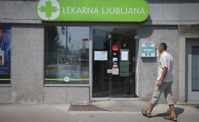 O ponovnem odprtju posameznih enot bodo javnost obveščali prek svoje spletne strani.FOTO: Jože Suhadolnik/Delo