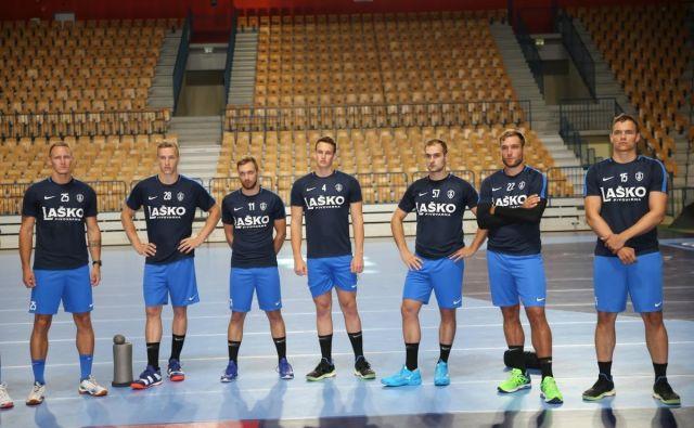 Celjani so priprave na novo sezono začeli 24. julija, danes jih v Nemčiji čaka prva pripravljalna tekma. FOTO: CPL